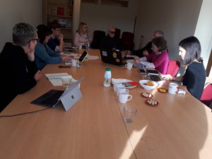 CSE Steering Committee meeting